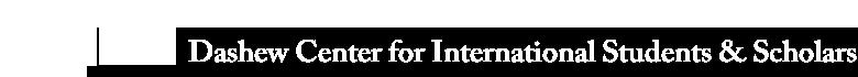 UCLA Dashew Center for International Students & Scholars